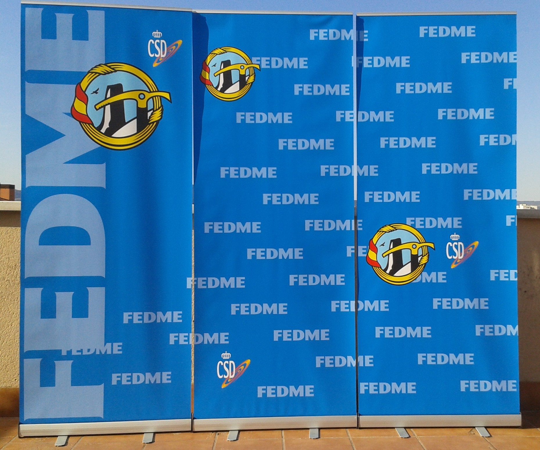 Roll-up  FEDME
