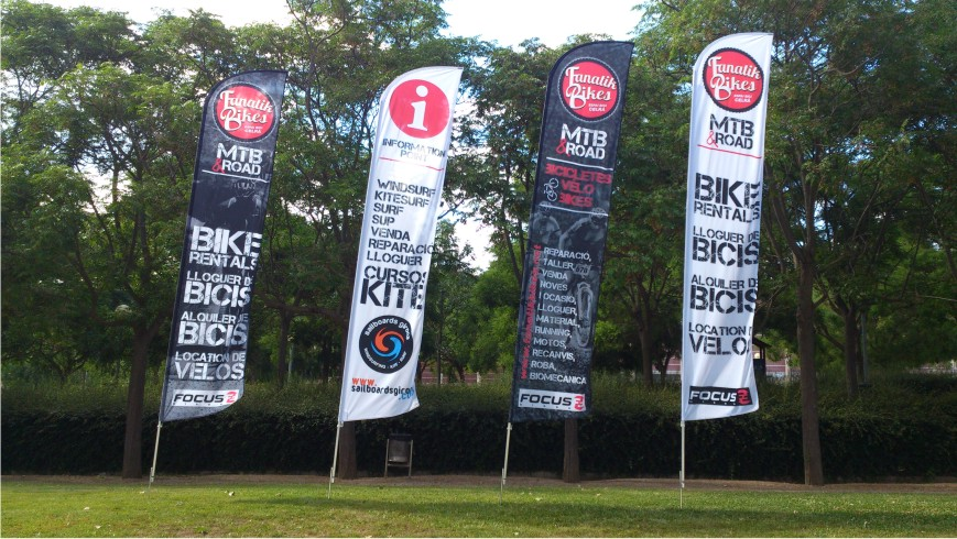 Wing Banner FanatikBikes