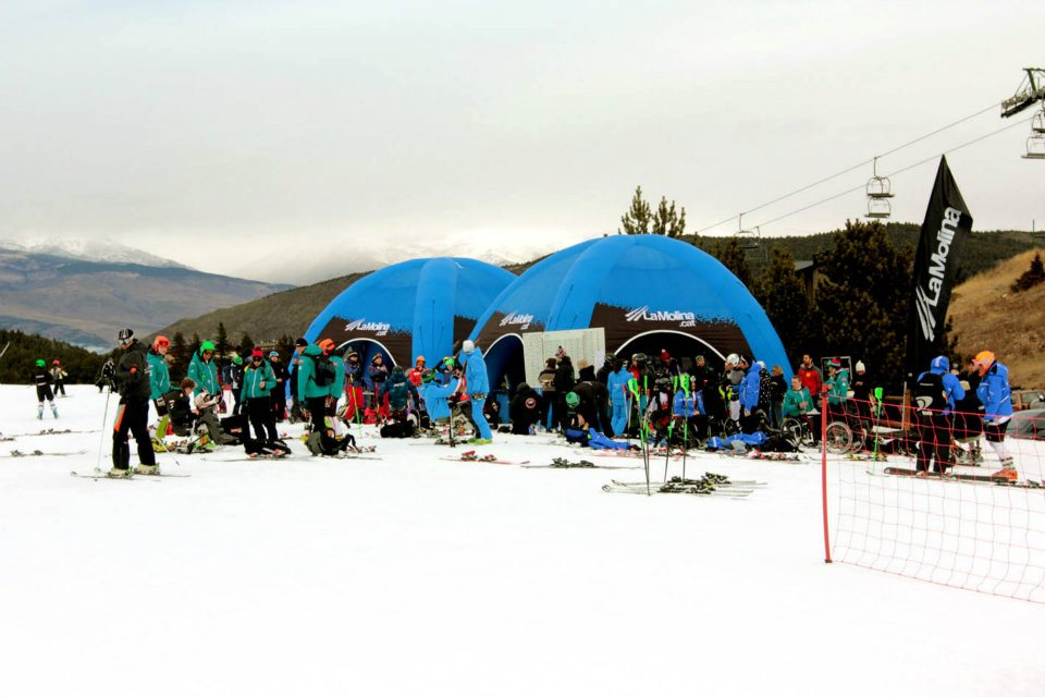 Carpa Spider XL La Molina