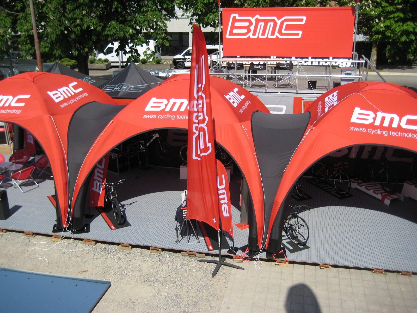 Carpa X-Tent 4×4 BMC