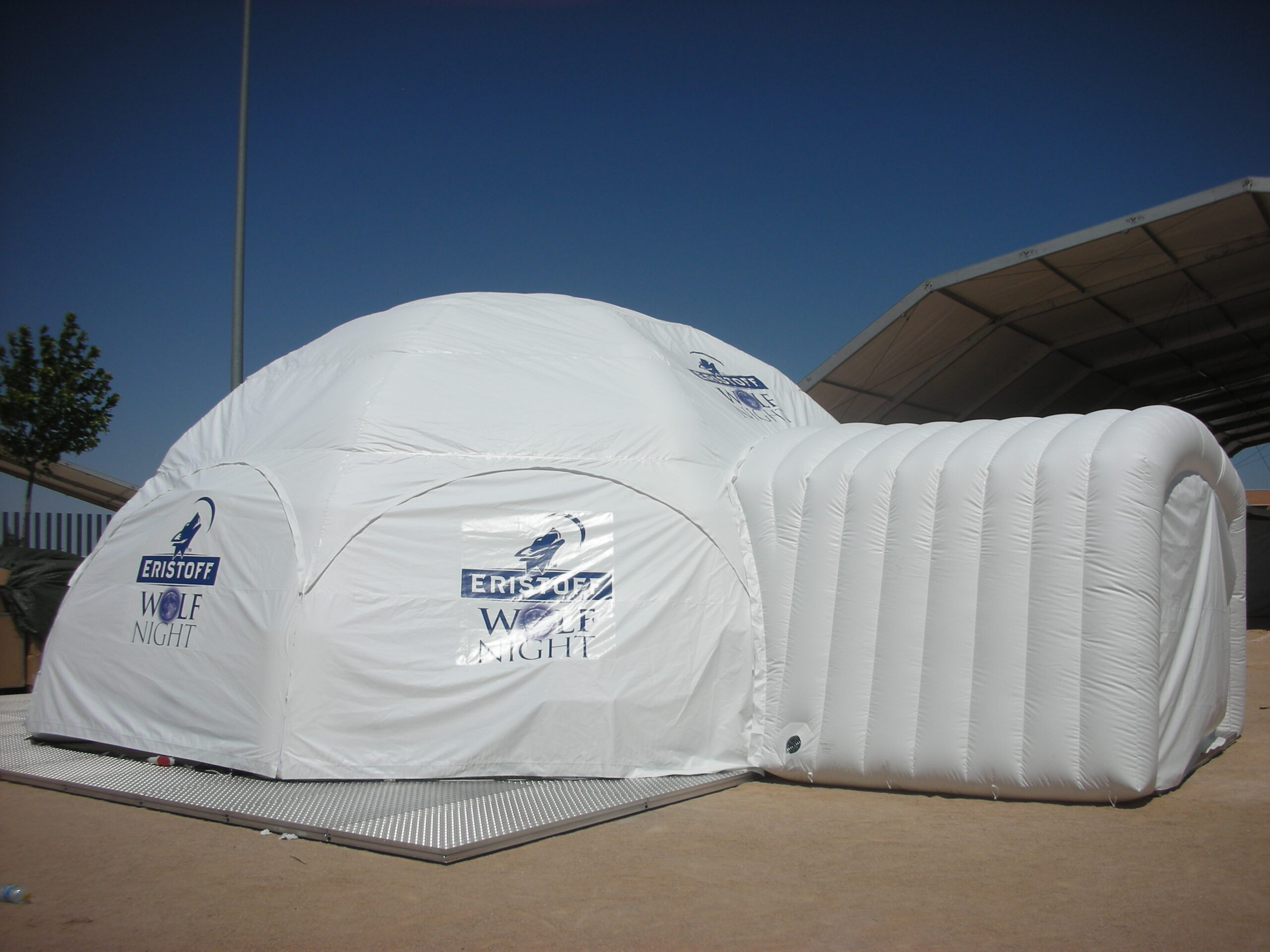 Carpa Spider XL  Eristoff