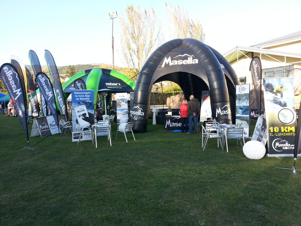 Carpa Spider XL La Masella