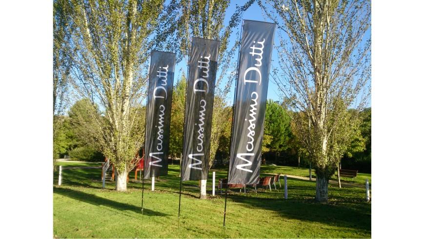 Frame Banner MaximoDutti