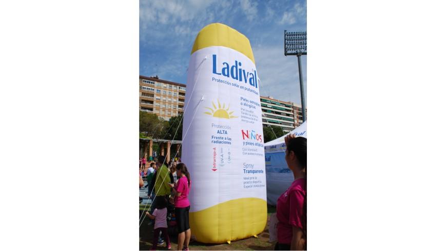 Botella Hinchable Ladival