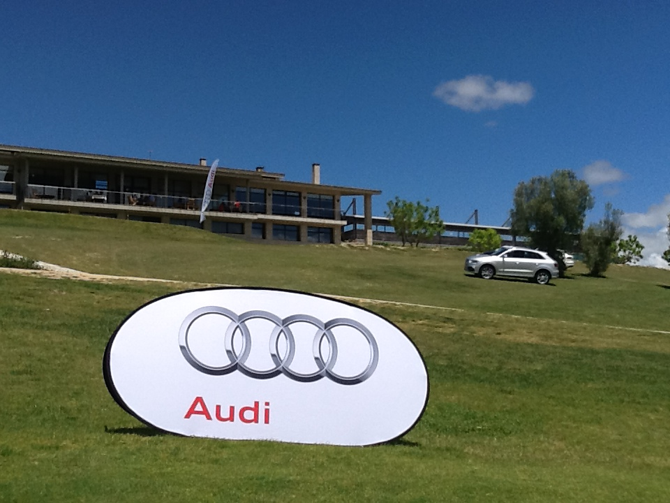 Valla Plegable Audi