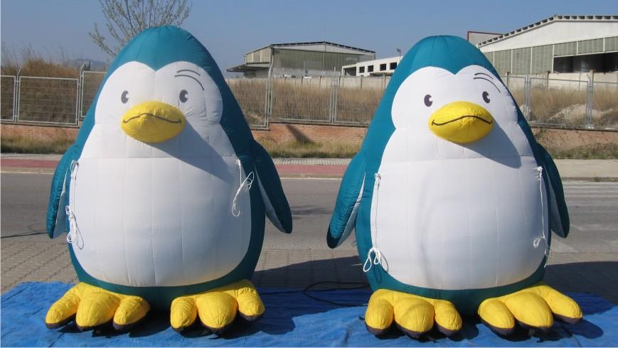 Hinchable Especial Pingüino