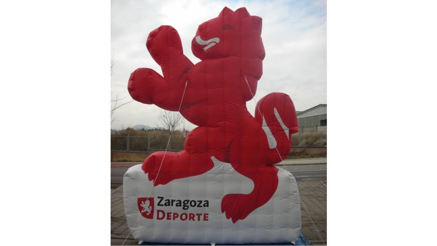 Hinchable Especial Zaragoza