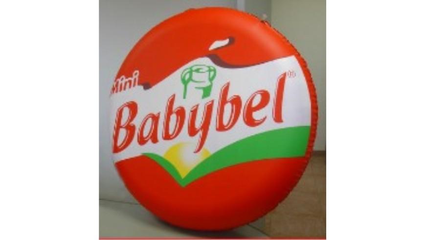 Hinchable Estanco Babybel