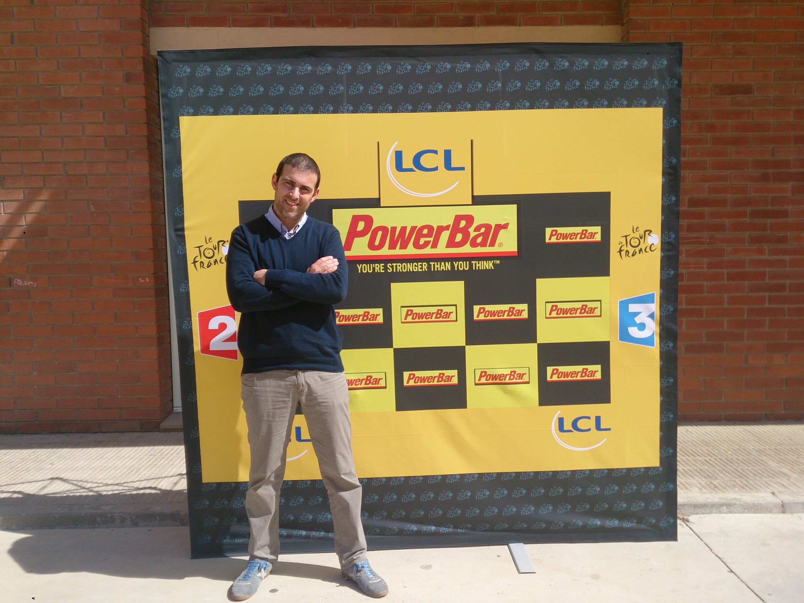 Display Photocall Powerbar