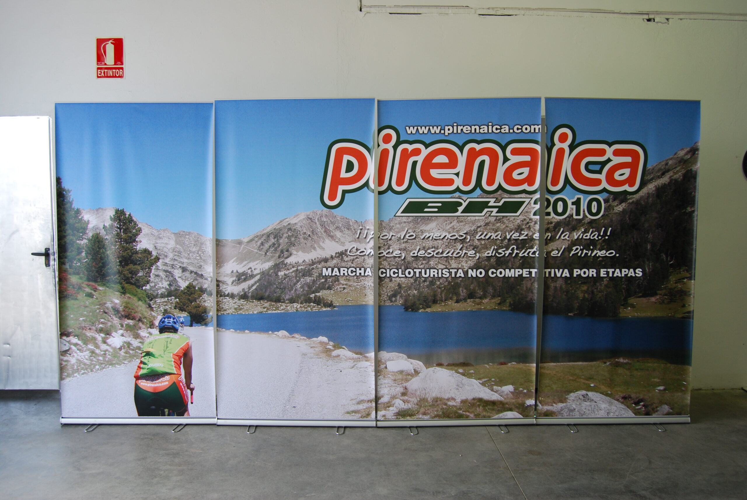 Roll-up Pirenaica