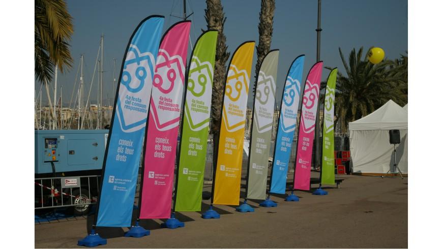 Wing Banner Festa Consum