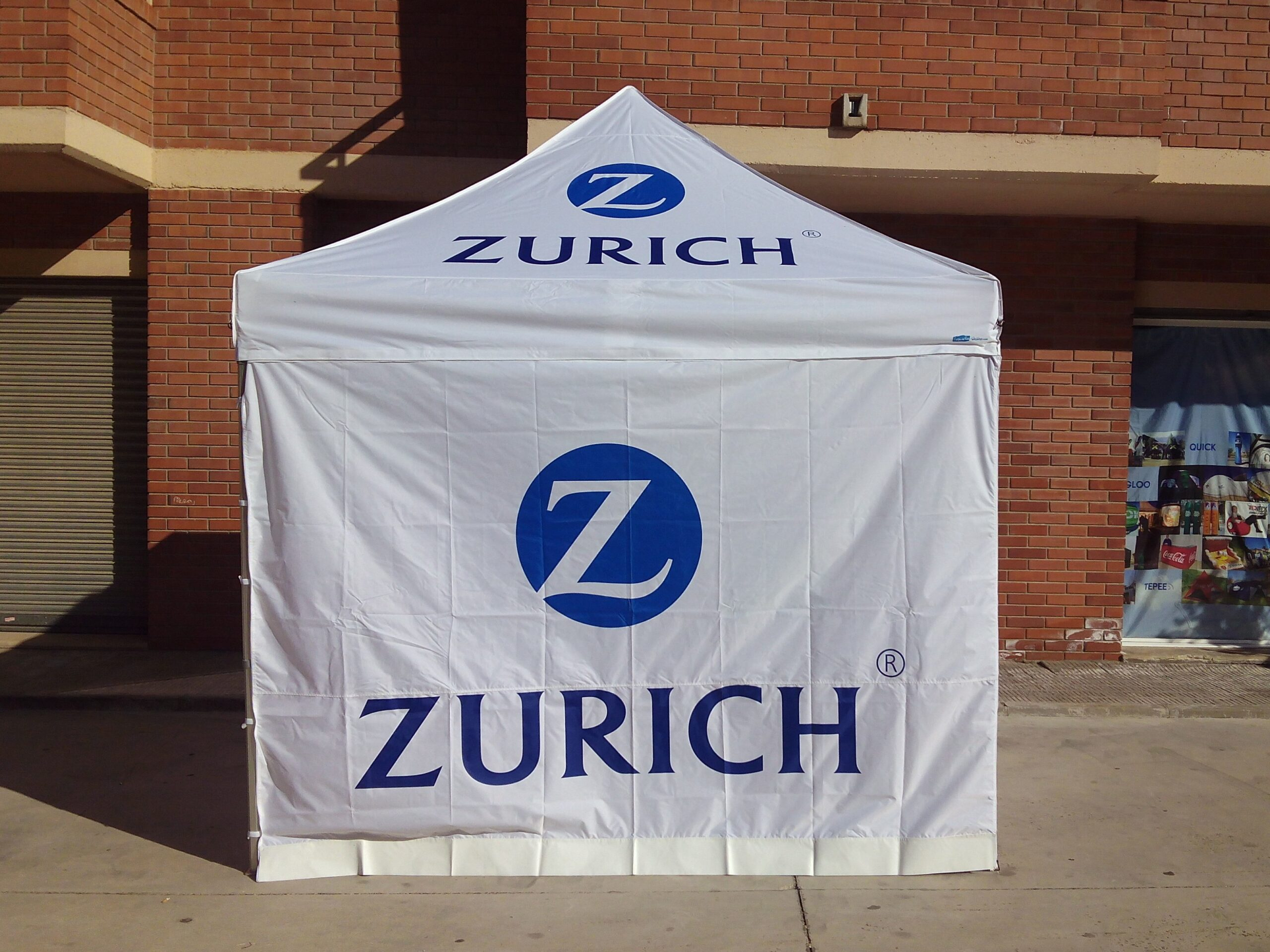Carpa Plegable 3×3 Zurich