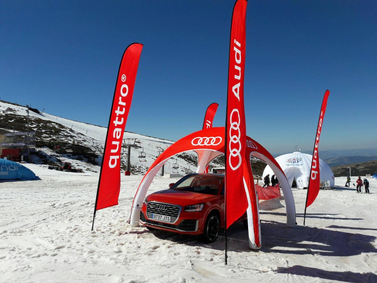 X-Tent Audi