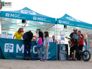 Carpa plegable MGC